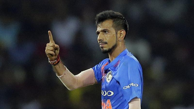 Team India's Yuzvendra Chahal reveals his latest tactic to tackle ...