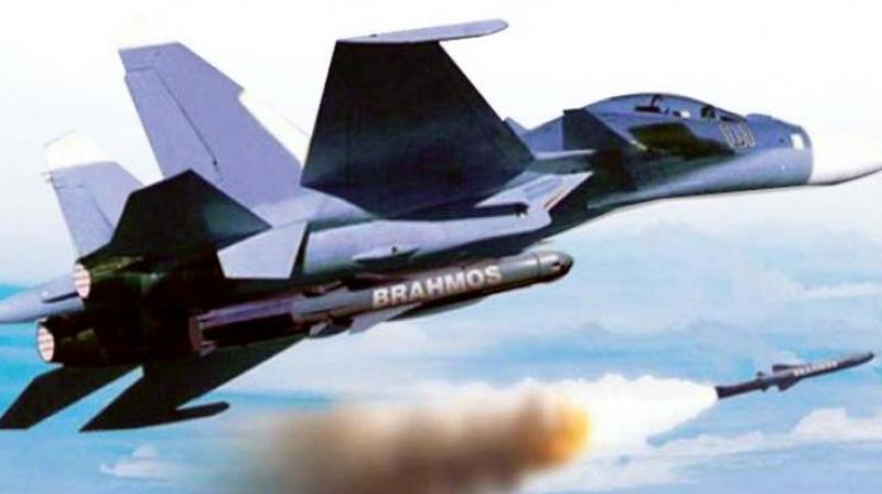 While two aircrafts have been deployed from 106 squadron at Imphal, two more are from 102 Sqn at Dimapur while three others from 2 Sqn at Kolkata with 2 from Chabua and 5 from Tezpur, according to sources. At least seven of them are SU-30s. (Representational Image)