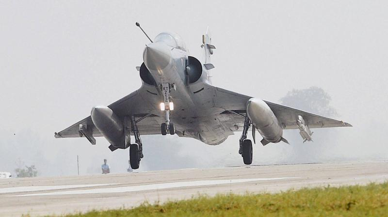 The IAF could acquire the new bombs through the emergency powers granted to the three services for buying any equipment of their choice worth up to Rs 300 crore for emergency situations.