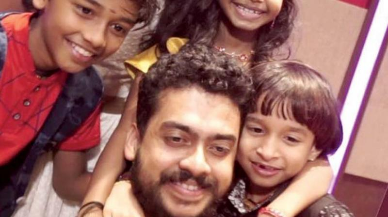 The three-minute-long video song is composed of Arun Muraleedharan, who has composed songs for films including Happy Wedding and Kakshi Ammini Pilla.