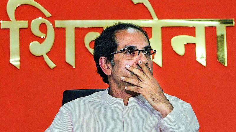 Uddhav Thackeray.