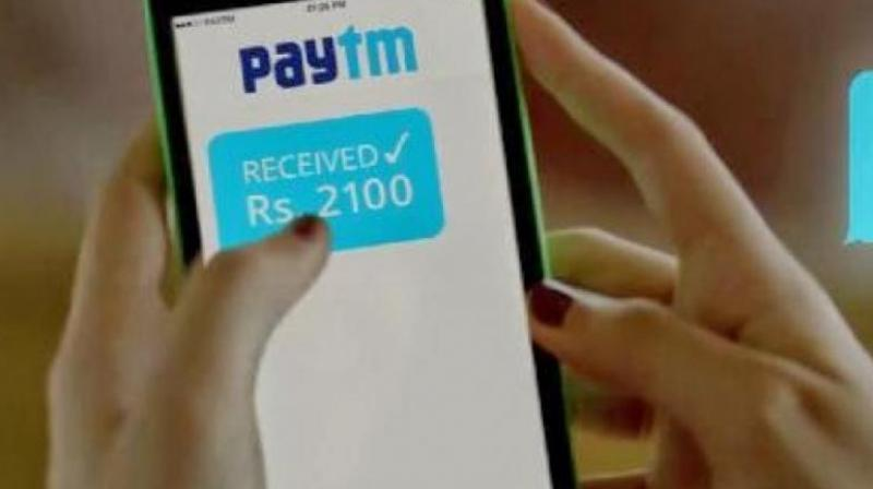 More than 1.2 crore merchants across the country already accept payments through Paytm QR.