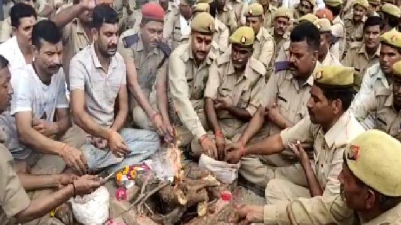 The state government recently decided to remove nearly 25,000 Home Guards from duties, which has invited widespread criticism from different quarters. (Photo: ANI)