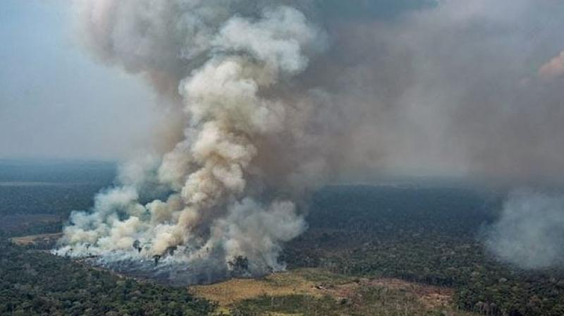 Fires are still breaking out in Brazil's Amazon and Cerrado regions. (Photo: File)