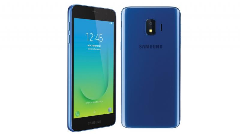 Samsung launches Galaxy J2 Core Android Go smartphone in India