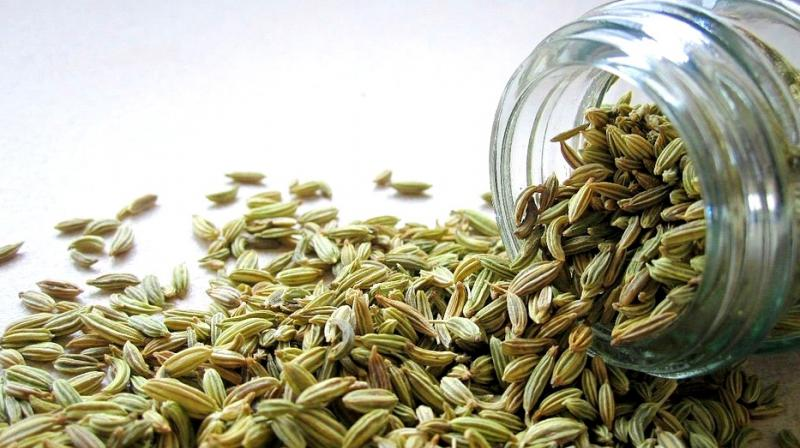 Fennel seeds have also proven to be beneficial for both, skin and hair. (Photo: Representational/Pixabay)