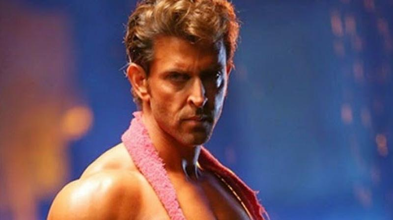 Fitness coach Mustafa Ahmed is responsible for Hrithik Roshan's well-toned physique.