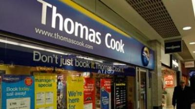 Thomas Cook in May revealed that first-half losses widened on a major write-down, caused in part by Brexit uncertainty that delayed summer holiday bookings.