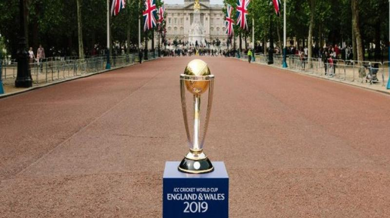 World Cup 2019 (Photo: Cricket World Cup/Twitter)