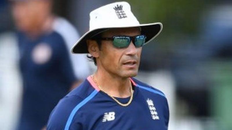 Mark Ramprakash removed as England's batting coach