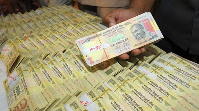 The Centre has come to the rescue of law enforcement agencies like tax department and Enforcement Directorate, which are faced with a unique situation of holding confiscated currency notes beyond specified limits, by making changes in the law.