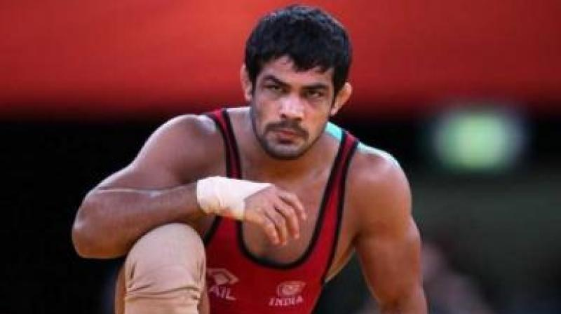 Olympic-medallist Sushil Kumar was on Saturday booked by the Delhi Police in connection with his supporters clashing with those of rival wrestler Parveen Rana at the Indira Gandhi Indoor Stadium here.