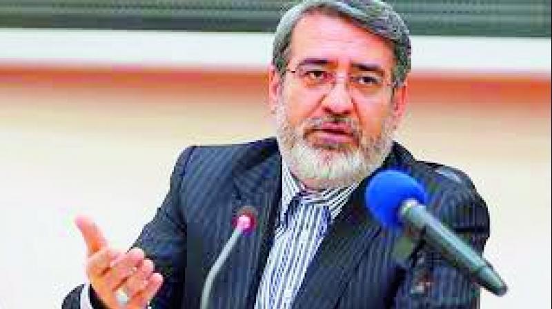 Abdolrahman Rah-mani Fazli, Interior minister