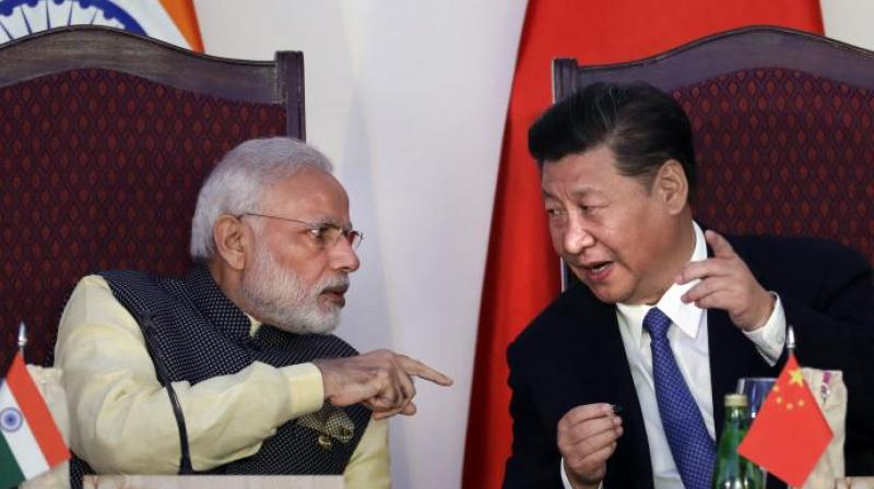Prime Minister Narendra Modi with Chinese President Xi Jinping (Photo: AP/File)