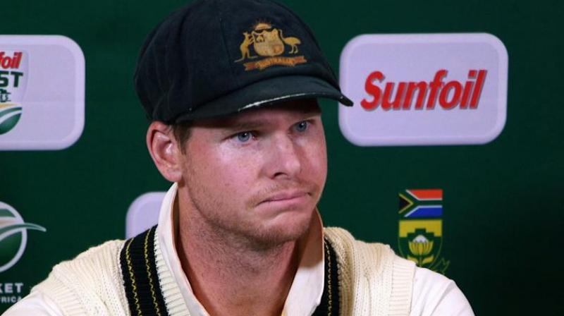 Australian pacer Pat Cummins has stated that former skipper Steve Smith is