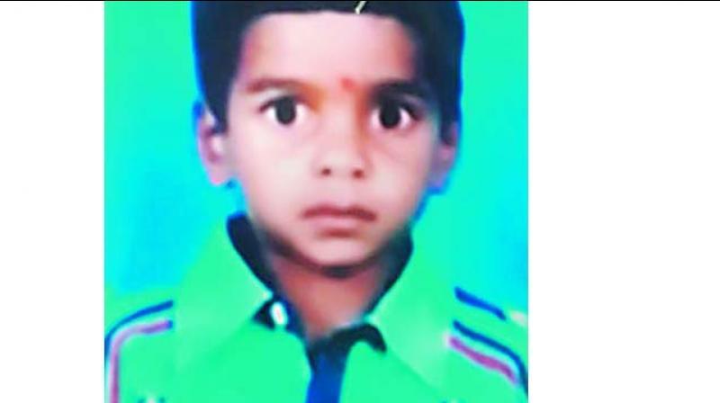 Hyderabad: 7-year-old boy missing from medak