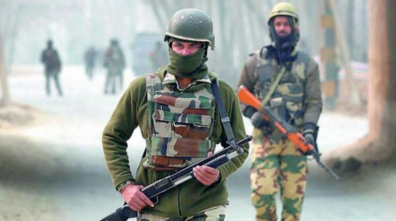 "The security officials termed Wani's killing as a ""major success"" against militants and militancy in the State. (Representational Image 