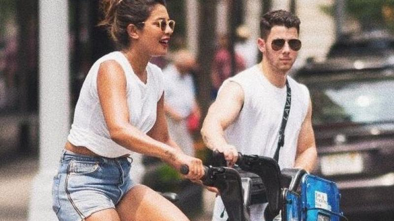 Priyanka Chopra and Nick Jonas have been only dating for a few months, if reports are to go by.