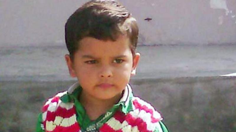 7-year-old Pradyuman was murdered in a toilet of Ryan International School in Gurgaon on September 8. (Photo: File)
