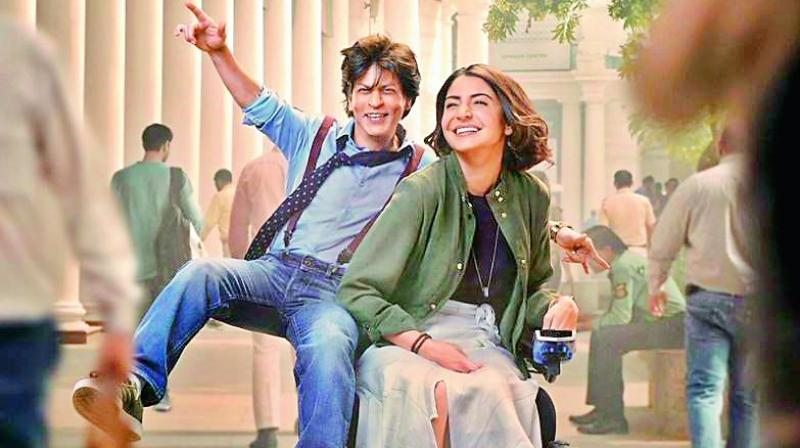 In the much-awaited film Zero, director Anand L. Rai and Shah Rukh Khan are contemplating the addition of a new song.