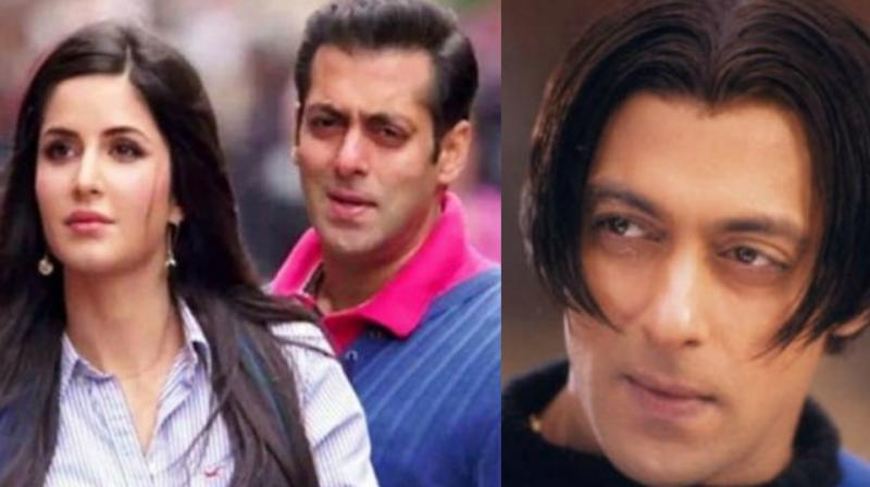 When Katrina Broke Down Watching Tere Naam Act And Salman Tried To