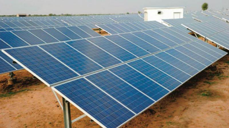 The portal, the official said, will provide all information related to installation of solar panel. (Photo: File)