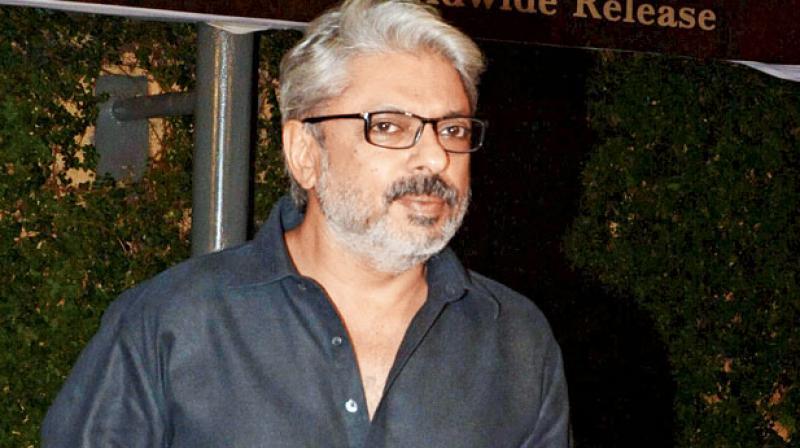 Sanjay Leela Bhansali.