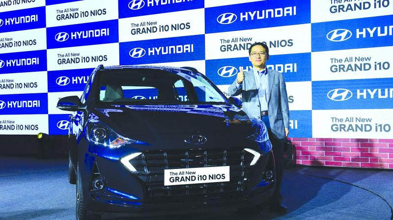 The company has invested Rs 1,000 crore in developing the all-new Grand i10 Nios for the global market, Kim said.