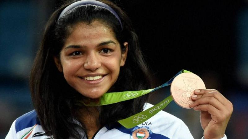 Sakshi also said she has benefited by taking part in the Pro Wrestling League as she could learn and train with renowned foreign athletes.(Photo: PTI)