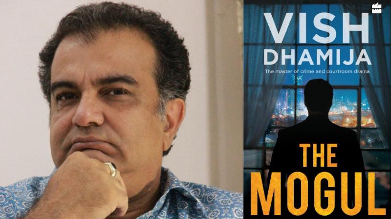 Dhamija's The Mogul revolves around Prem Bedi, who, at 53, and hailing from a royal family has always had the spotlights on him. A twist of fate and some morbid turn of events finds the man under the spotlight, albeit, for a very sinister reason.