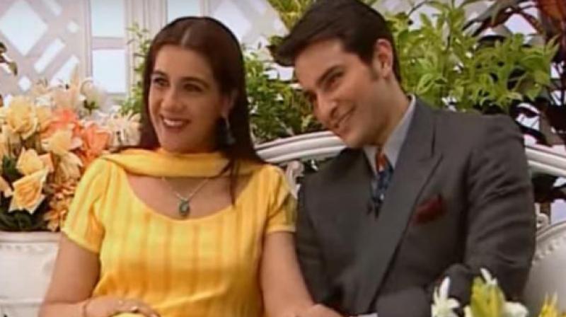 Amrita singh saif ali khan age difference dating