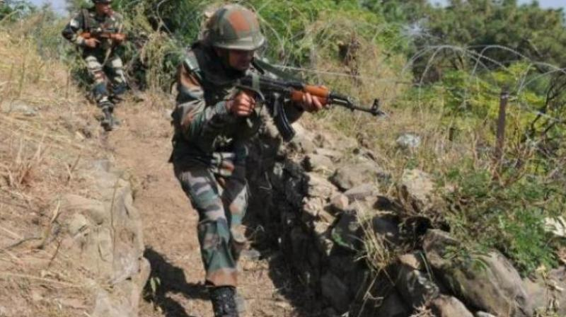 The security forces retaliated in which both the terrorists were killed.  (Image: File/Representational Images)