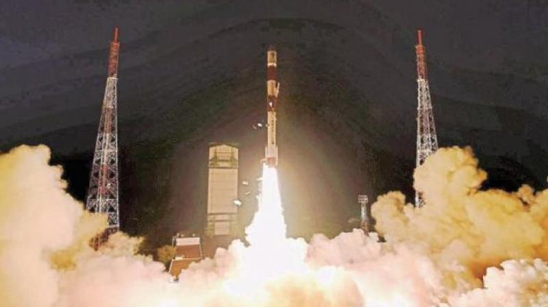India will become only the fourth nation after Russia, the US and China to launch its own spacecraft while displaying mastery over rocketry and spacecraft re-entry.     (PTI)