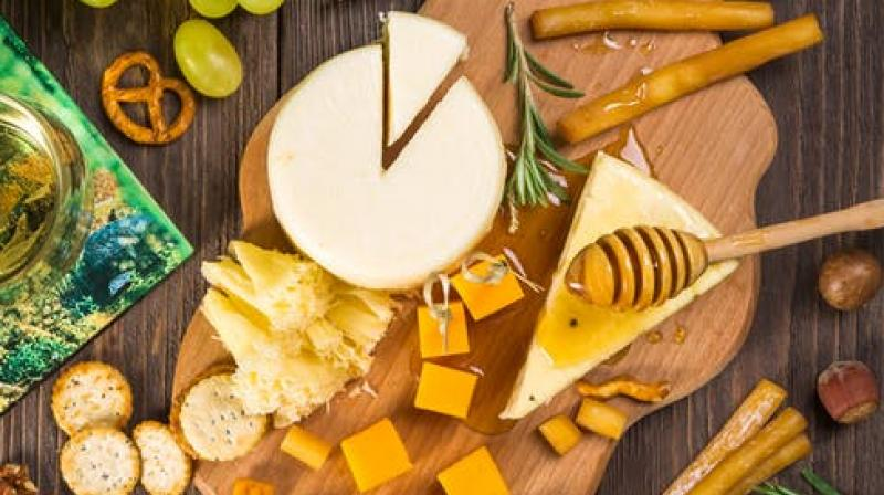 Cheese can be good for your health, if it's eaten in small amounts. (Photo: Representational/Pexels)