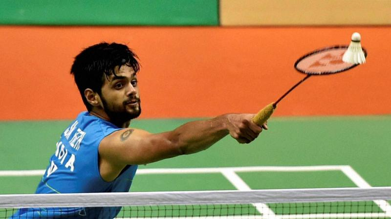 B Sai Praneeth was always tipped to achieve bigger things since he took up the sport, but injuries had some other plans. (Photo: PTI)