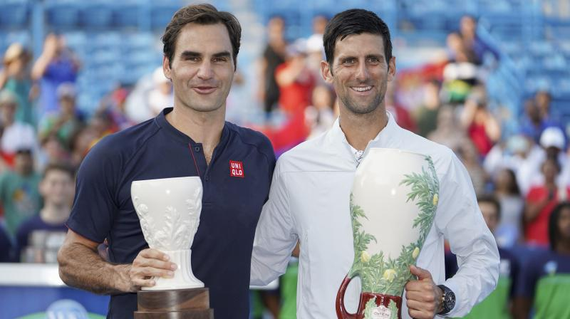 Novak Djokovic Beats Roger Federer To Win Cincy Title To Complete Masters Matched Set