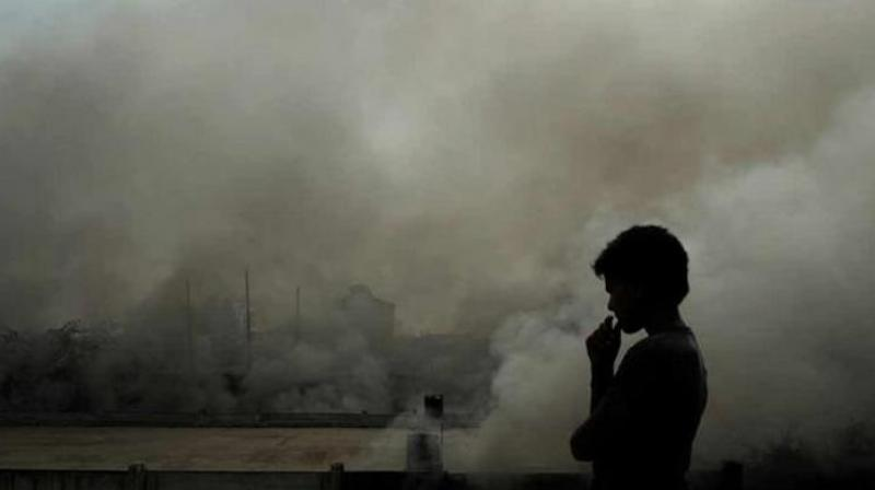 This is not good news for the city which is gearing up for Diwali, when Pollution Control Board (PCB) officials say particulate matter will double and make the air severely unhealthy. (Representational image)