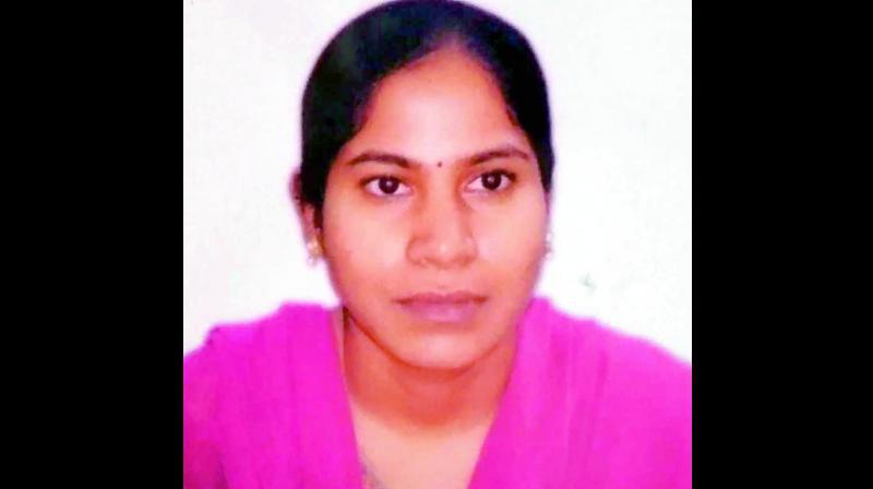 Mandal revenue officer Vijaya Reddy