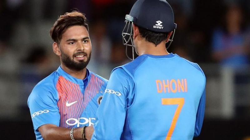 In the absence of MS Dhoni and Hardik Pandya, Pant is expected to helm the team's lower-middle order against West Indies. (Photo: AFP)
