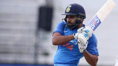 India hold the upper hand after bowling out arch-rivals Pakistan for 162. (Photo: AP)