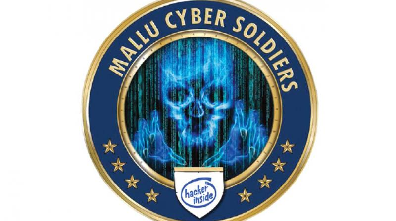 The Mallu Cyber Soldiers, a group of hackers, who had joined hands in 2014, had earlier also hacked many Pakistani  government websites.