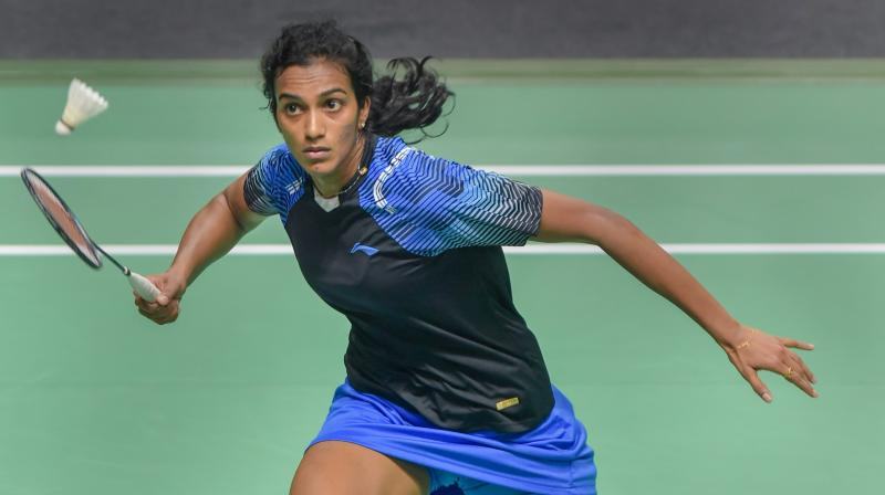 Olympic silver medallist Sindhu, who finished runners-up at the last edition of the event in Dubai, skipped last week's Syed Modi International in Lucknow to focus on the USD 1,500,000 event to be held at Guangzhou. (Photo: PTI)
