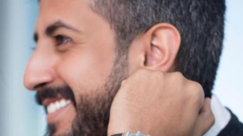 Talal Al Ajmi.