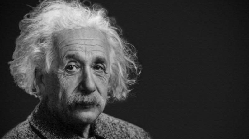 Einstein's insights into gravity still hold sway, even in one of the most extreme scenario.  (Photo: AFP)