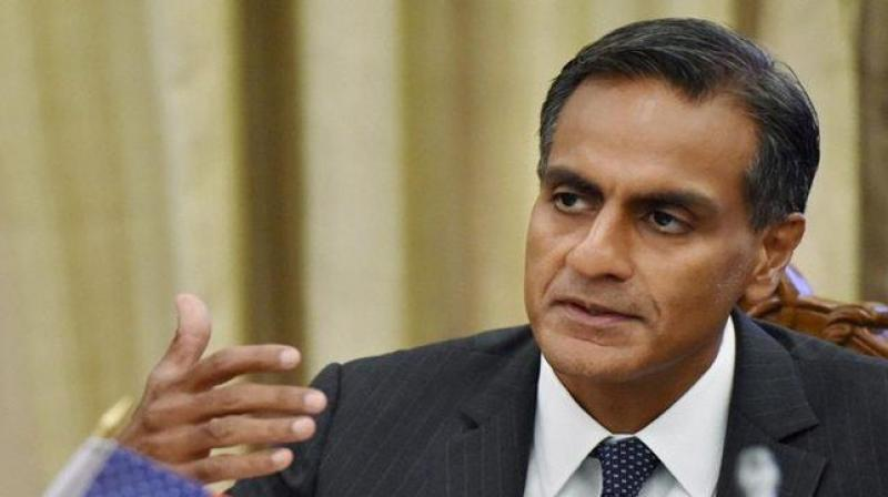 US Ambassador to India Richard R Verma. (PTI)