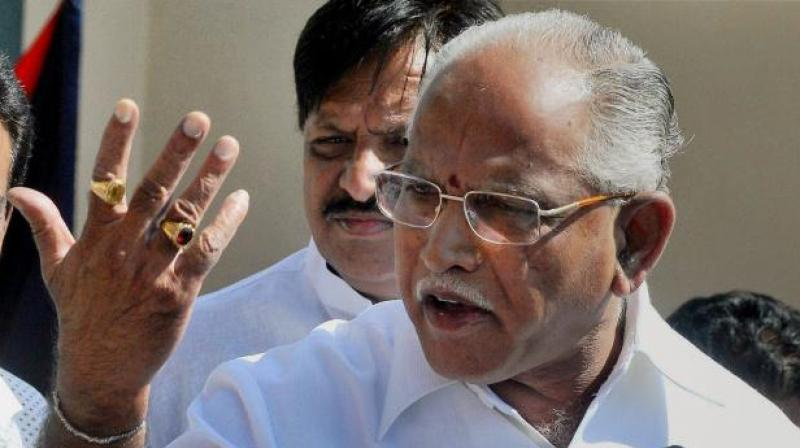 Image result for BS Yeddyurappa mass pic