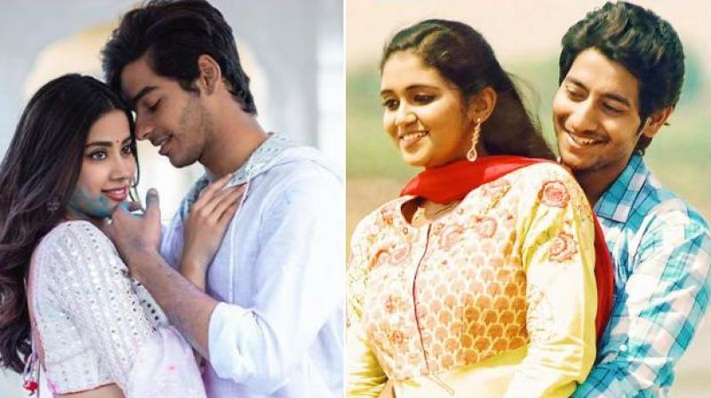 Dhadak trailer launch: Janhvi had told Sridevi she wanted Sairat as debut