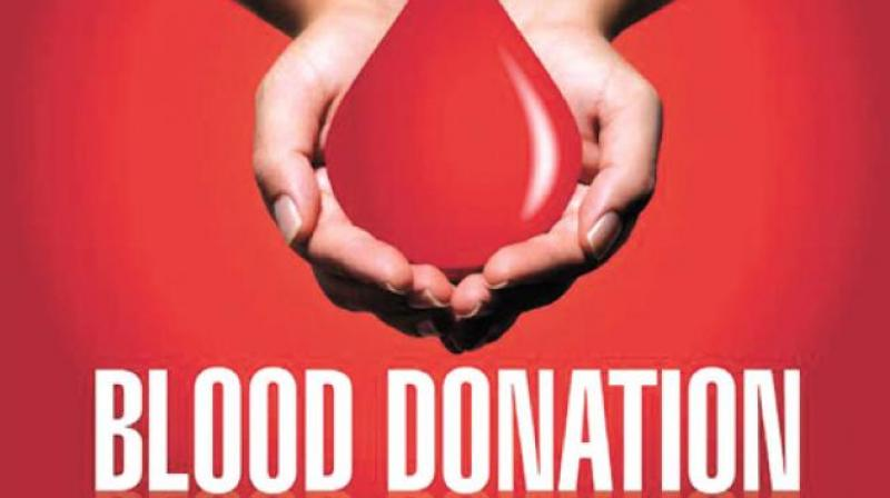 "The slogan for the 2017 campaign is: ""What can you do? Give blood. Give now. Give often"" (Representational image)"
