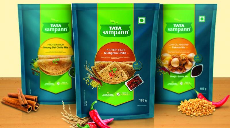 Tata Global Beverages Ltd (TGBL) will buy the business of selling edible salt, spices, and lentils and give shares in return to Tata Chemicals Ltd (TCL).