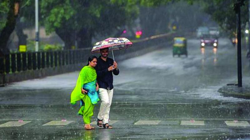 If the monsoon arrives late, it will be the third such instance since 2014 when it arrived on June 5, followed by June 6 in 2015 and June 8 in 2016.